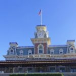 Disney World Magic Kingdom Train Station