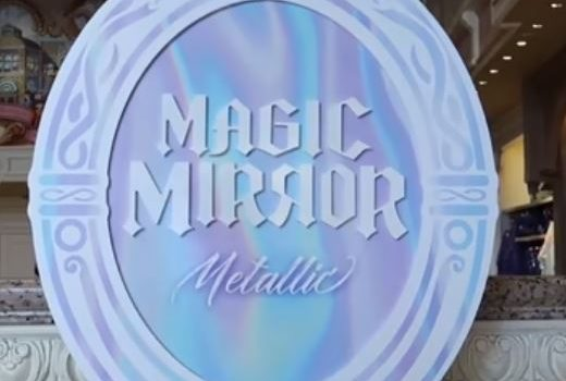 Disney Magic Mirror Metallic
