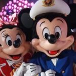 Disney Cruise Line Mickey and Minnie Character Meet and Greet